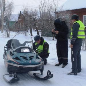 Регистрация снегохода в Гостехнадзоре